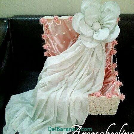 تزیین چادر عروس بله برون (۳۰)