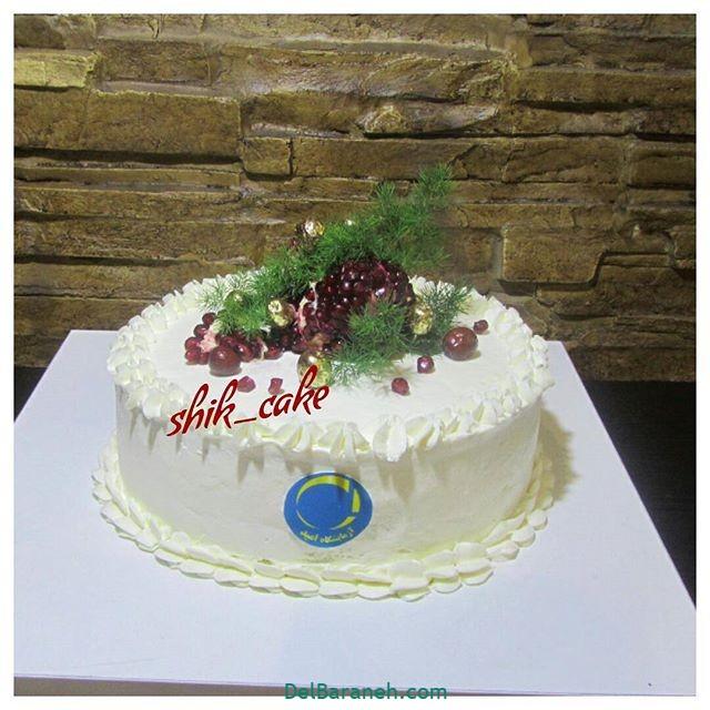 تزیین کیک یلدا (۲۰)