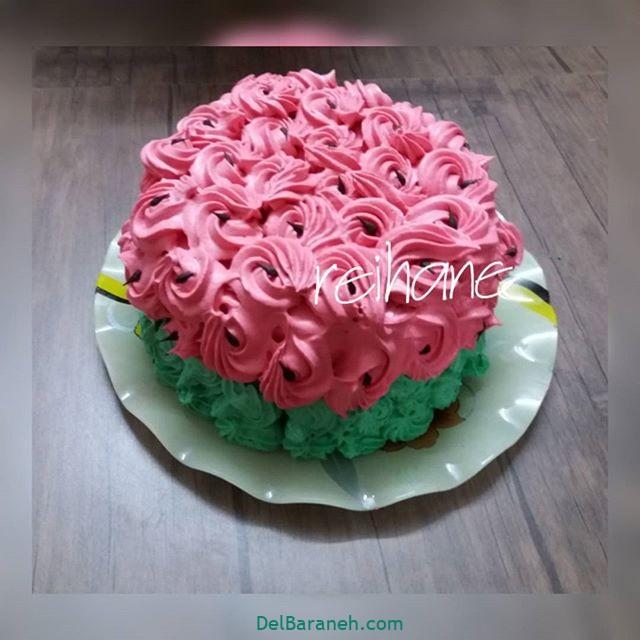 تزیین کیک یلدا (۲۹)