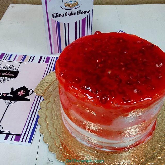 تزیین کیک یلدا (۳۵)