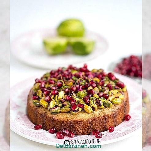تزیین کیک یلدا (۴۱)