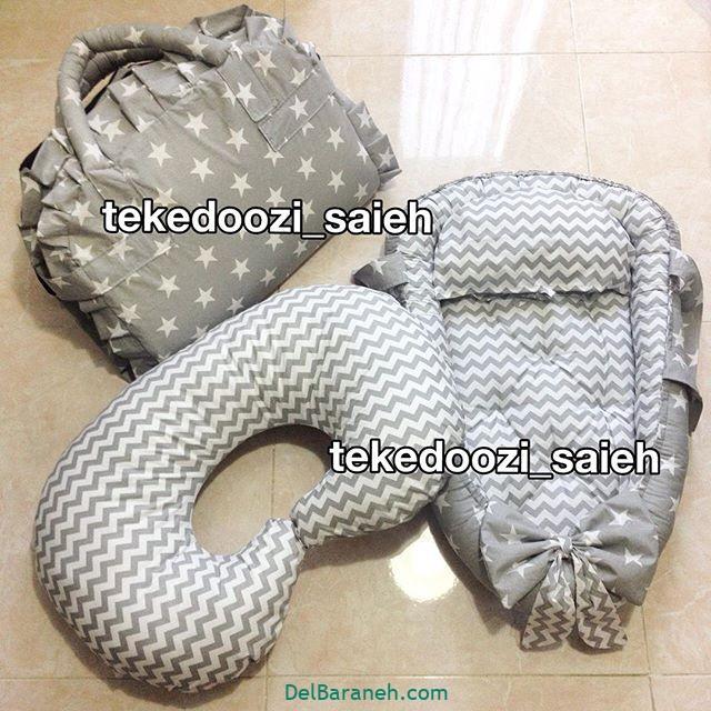 رختخواب نوزاد (۱)