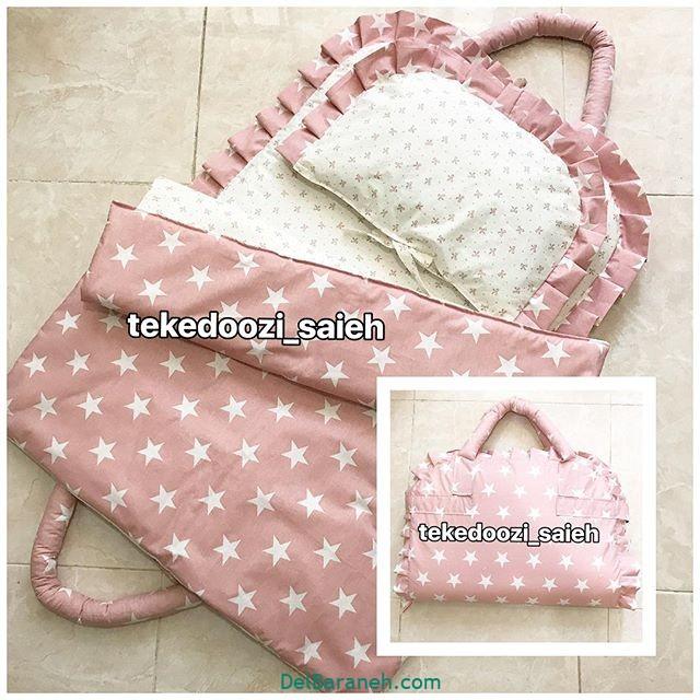 رختخواب نوزاد (۱۸)