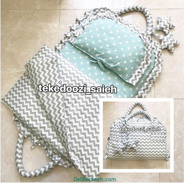 رختخواب نوزاد (۱۹)