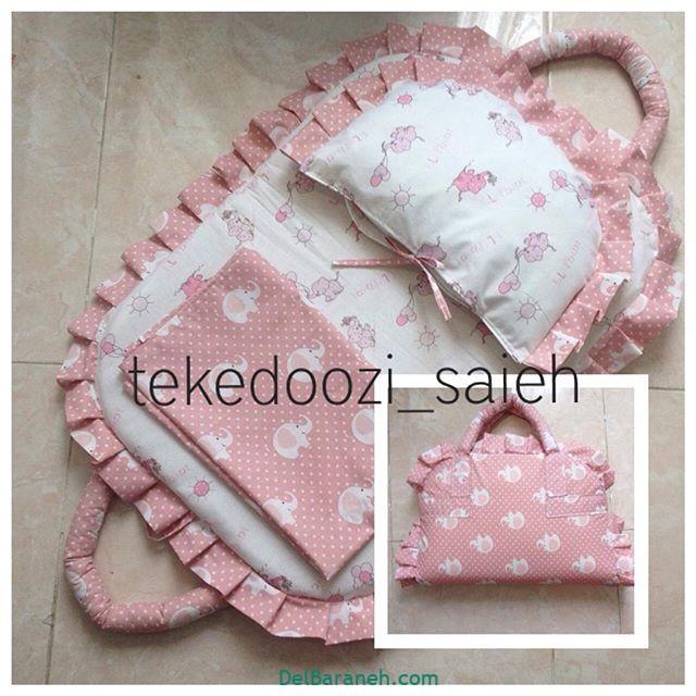 رختخواب نوزاد (۳)