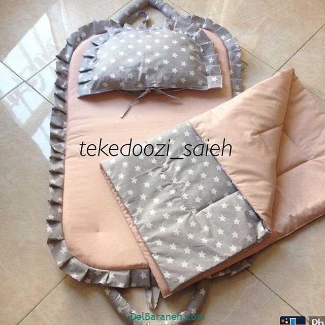 رختخواب نوزاد (۳۵)