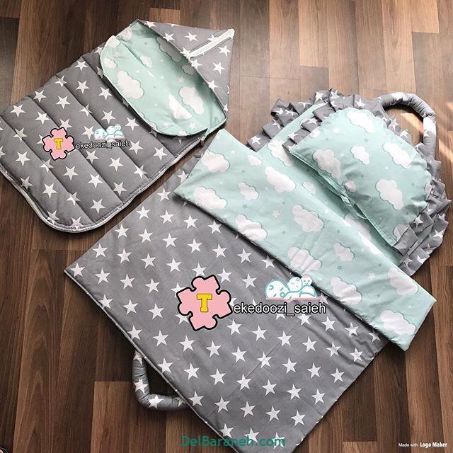 رختخواب نوزاد (۳۸)