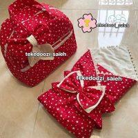رختخواب نوزاد | ۴۰ مدل رختخواب آماده نوزاد از برند سایه