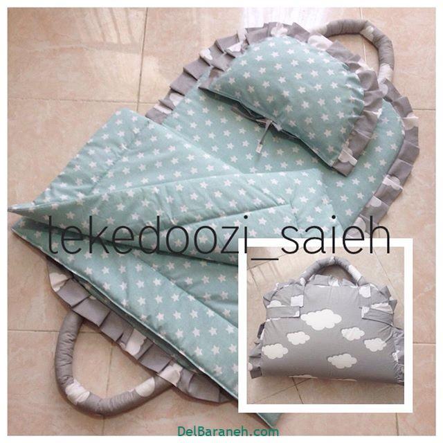 رختخواب نوزاد (۵)