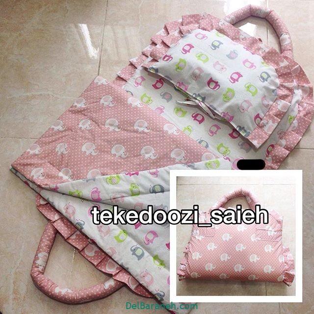 رختخواب نوزاد (۹)