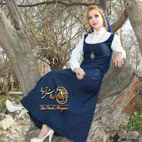 سارافون دامن | ۴۰ مدل سارافون دامن سنتی و دخترانه بسیار زیبا