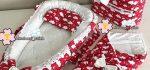 ست خواب نوزاد | ۳۰ مدل ست مسافرتی خواب شیک و بامزه برای نوزاد