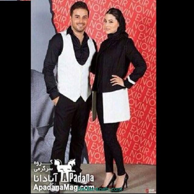 ست زن و شوهر ایرانی ست بازیگران (۱۱)