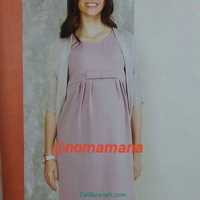 لباس بارداری مجلسی (۱۰)