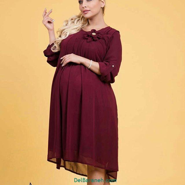 لباس بارداری مجلسی (۱۲)