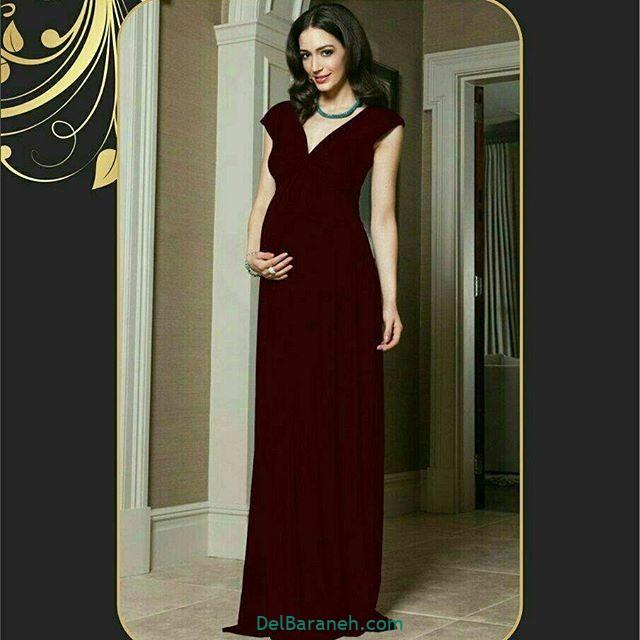 لباس بارداری مجلسی (۱۳)