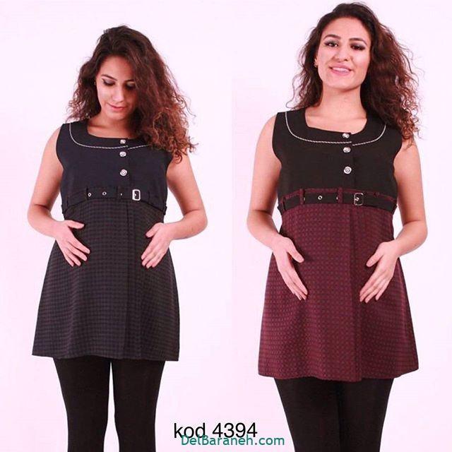 لباس بارداری مجلسی (۱۴)