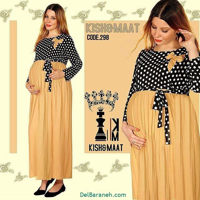 لباس بارداری مجلسی (۱۷)