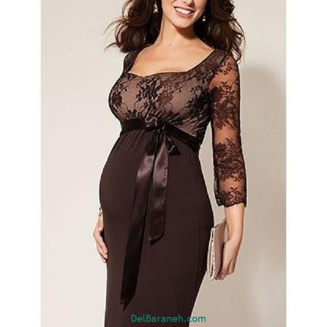 لباس بارداری مجلسی (۲)
