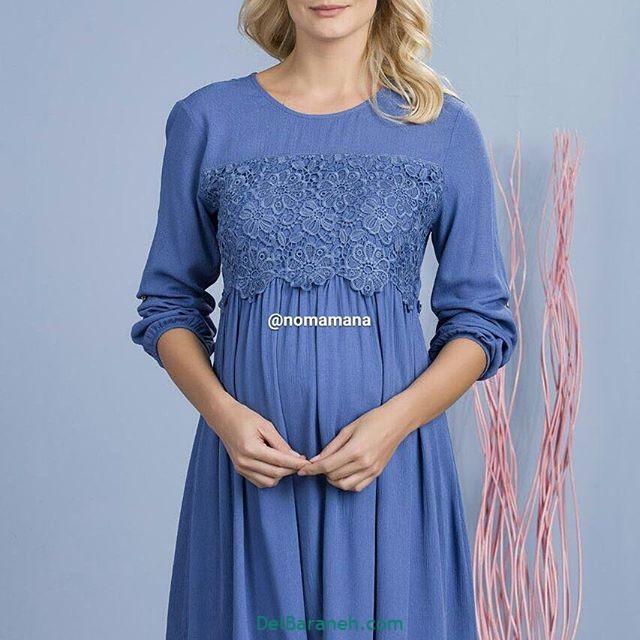 لباس بارداری مجلسی (۲۱)