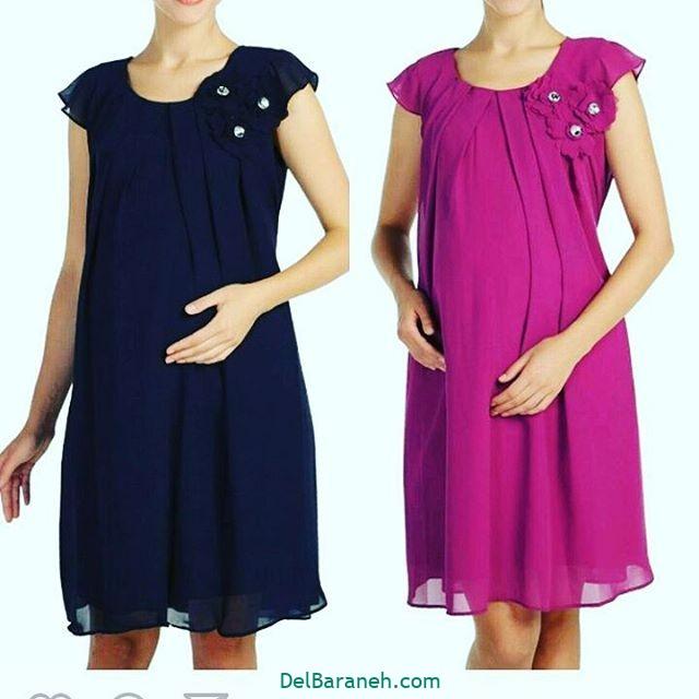 لباس بارداری مجلسی (۲۸)