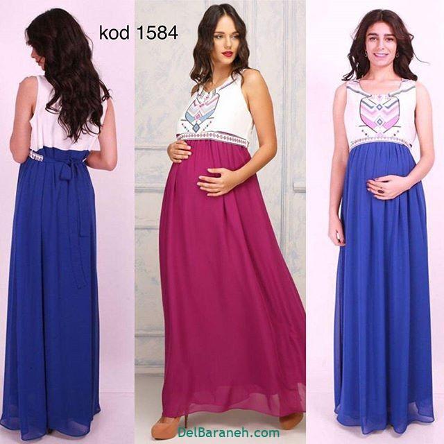 لباس بارداری مجلسی (۴۳)