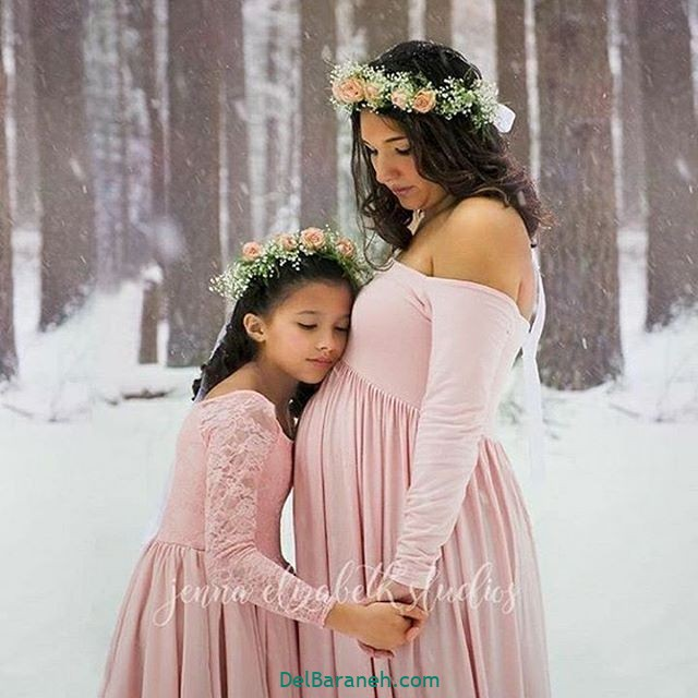 لباس بارداری مجلسی (۴۵)