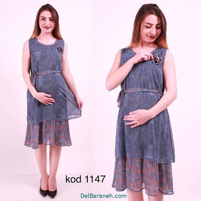 لباس بارداری مجلسی (۴۷)