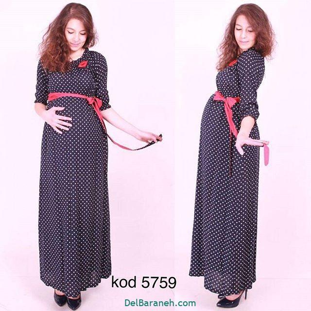لباس بارداری مجلسی (۴۹)