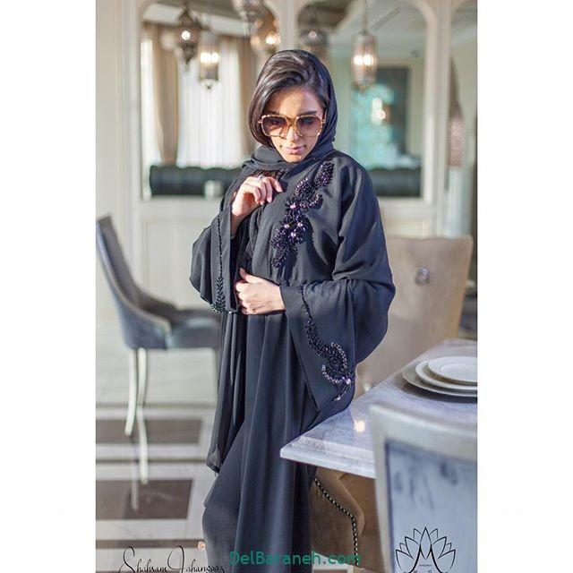 مدل عبا عربی مجلسی (۱۲)