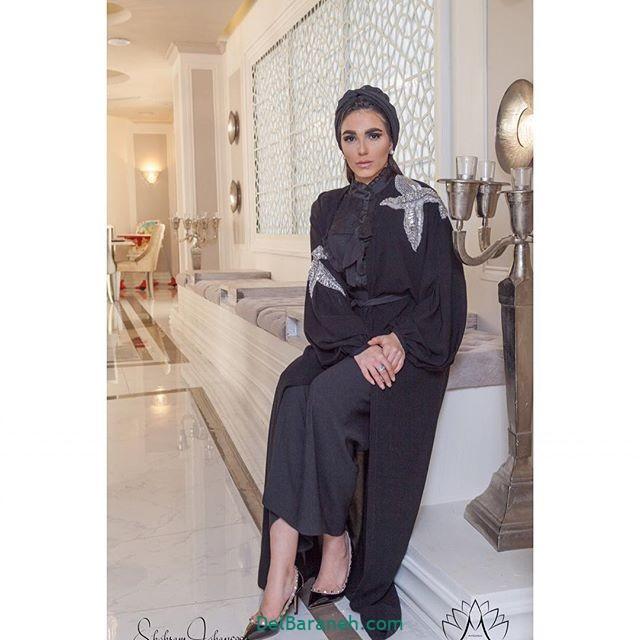 مدل عبا عربی مجلسی (۱۶)