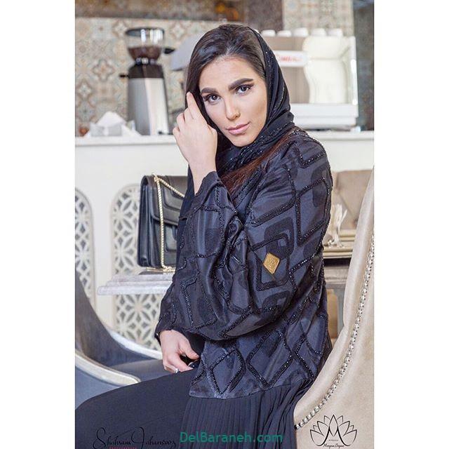 مدل عبا عربی مجلسی (۱۸)