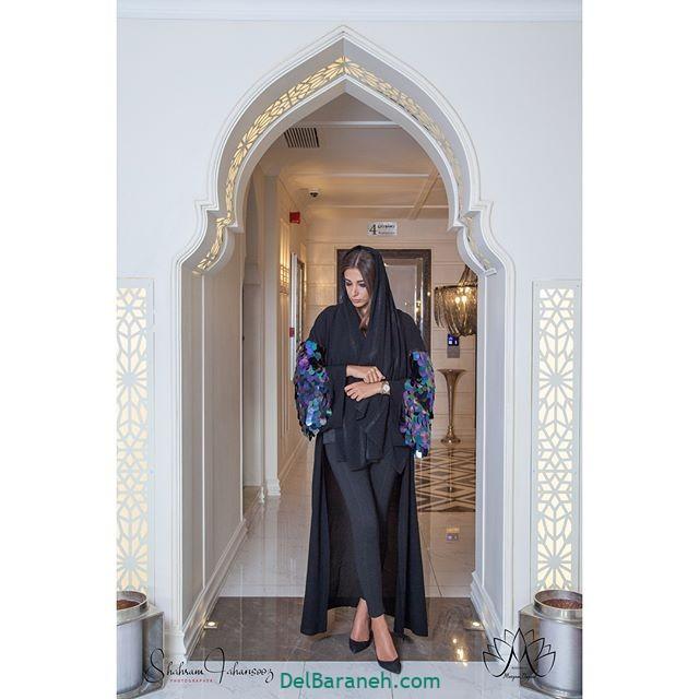 مدل عبا عربی مجلسی (۳)