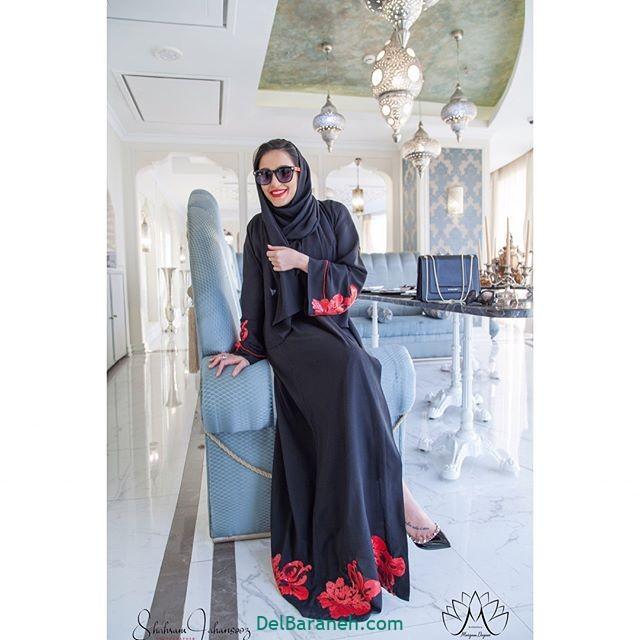 مدل عبا عربی مجلسی (۷)