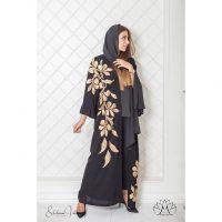 مدل عبا عربی مجلسی | ۲۴ مدل مانتو عبا بلند بسیار زیبا و مجلسی