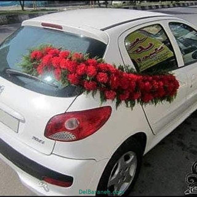 مدل ماشین عروس (۱۰)