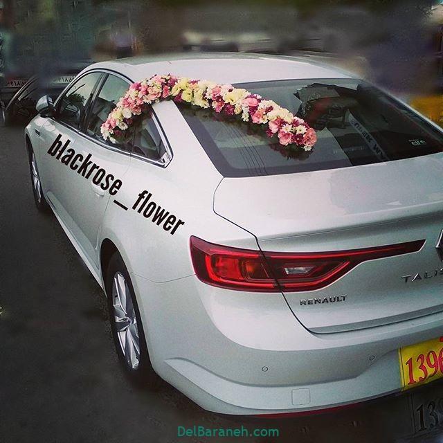 مدل ماشین عروس (۱۳)