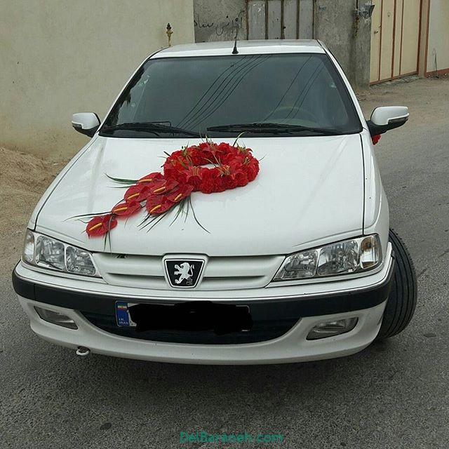 مدل ماشین عروس (۱۴)