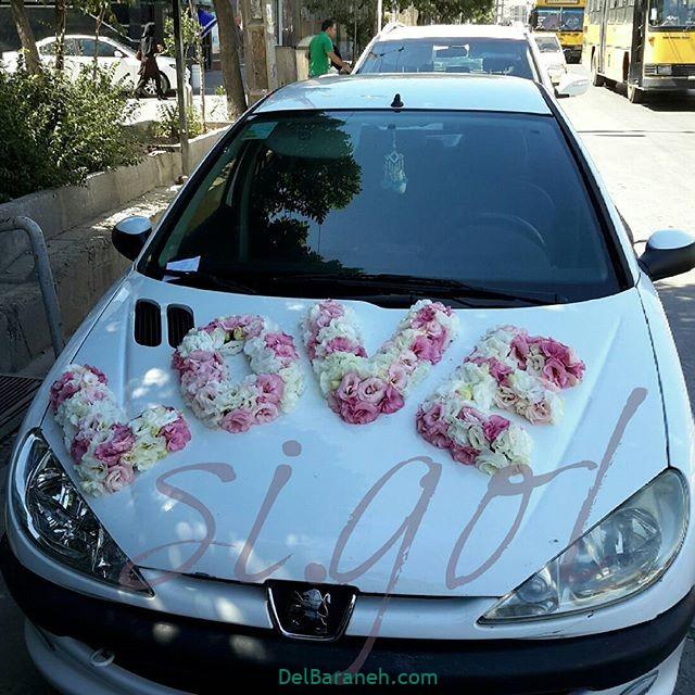 مدل ماشین عروس (۱۹)