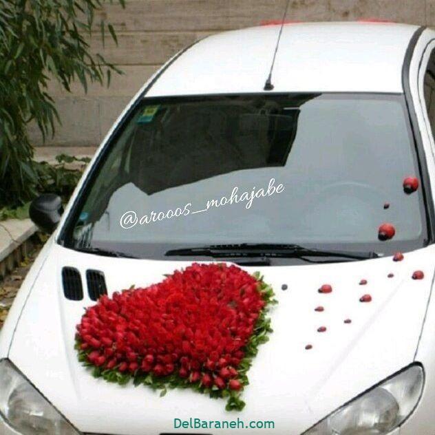 مدل ماشین عروس (۲۲)