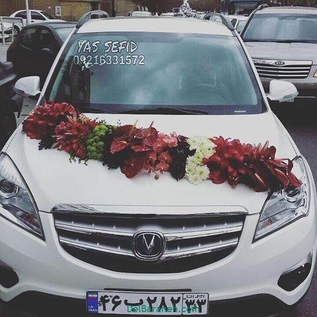 مدل ماشین عروس (۲۵)