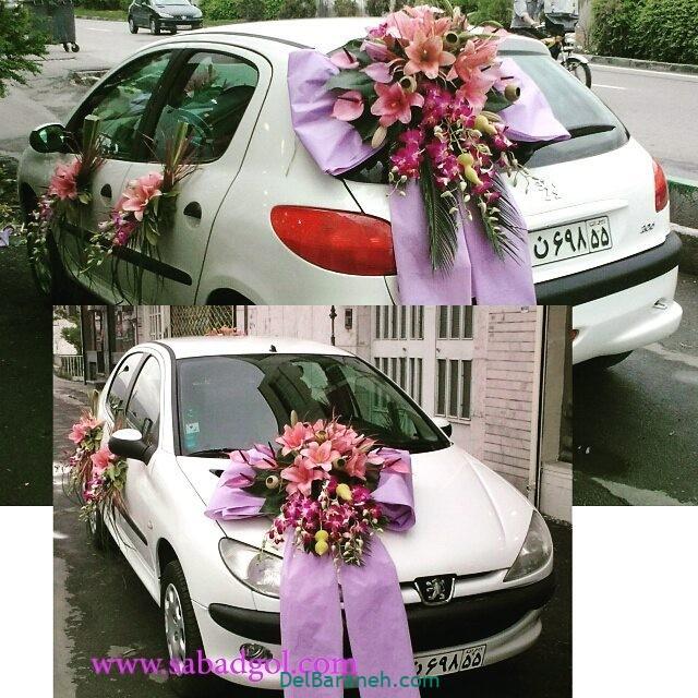 مدل ماشین عروس (۲۷)