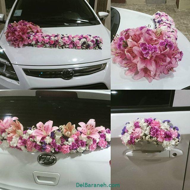 مدل ماشین عروس (۲۹)