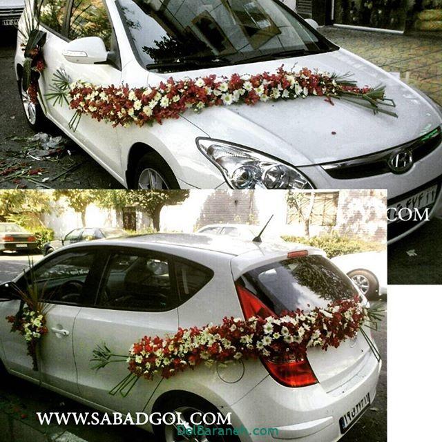 مدل ماشین عروس (۳۱)