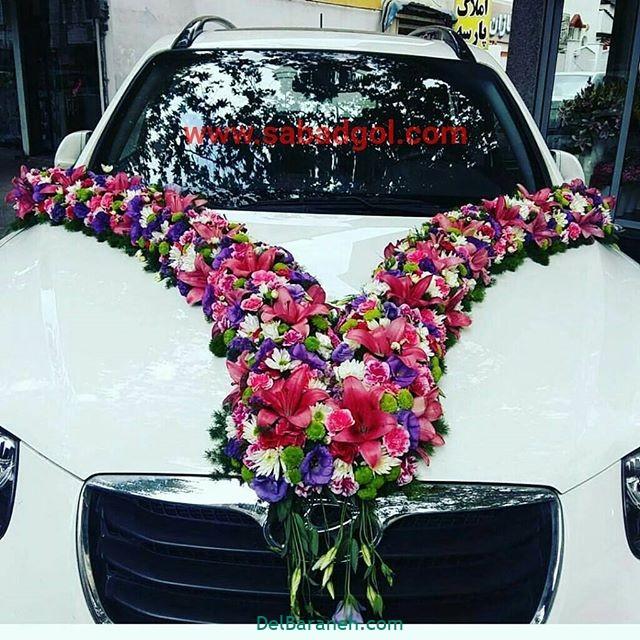 مدل ماشین عروس (۳۴)