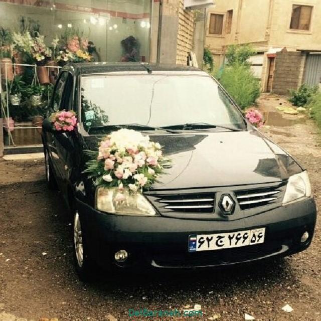 مدل ماشین عروس (۳۹)