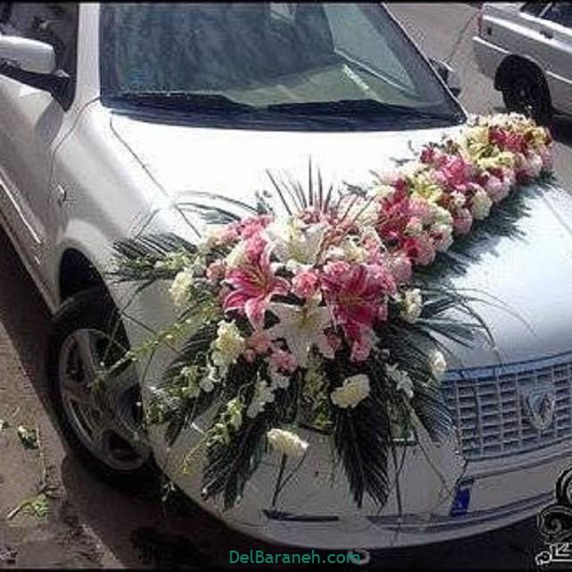 مدل ماشین عروس (۴)