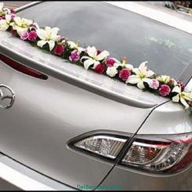 مدل ماشین عروس (۴۳)