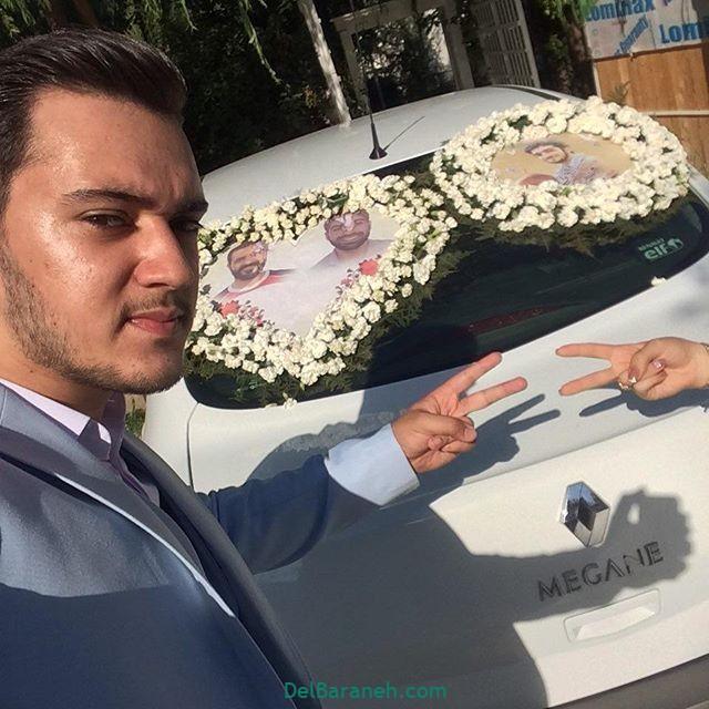 مدل ماشین عروس (۴۸)