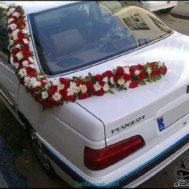 مدل ماشین عروس (۷)
